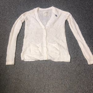 Abercrombie kids knitted Cardigan